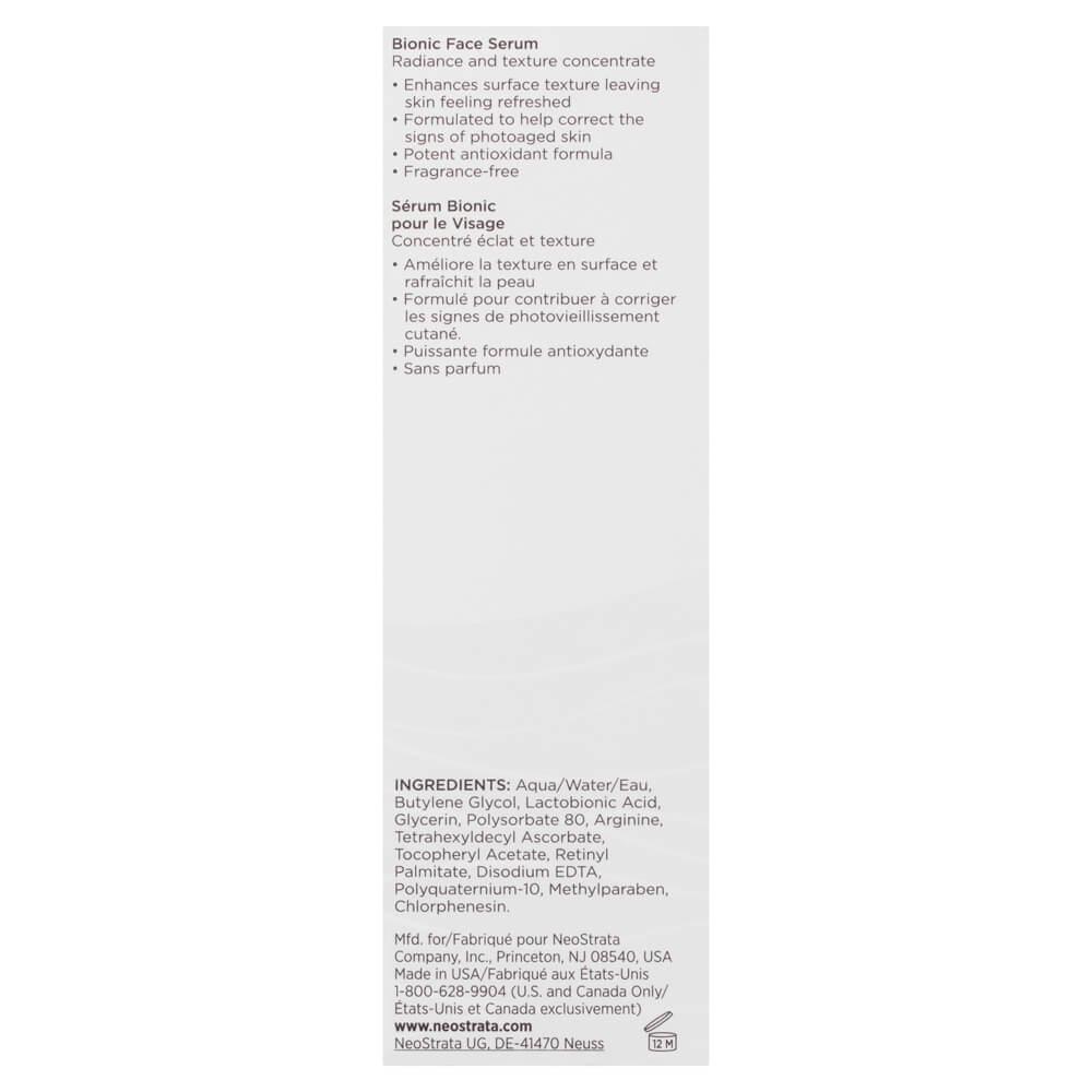 NEOSTRATA® Restore Bionic Serum 30mL